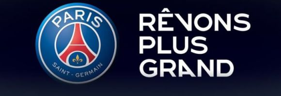 New PSG Crest